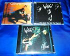 WAYSTED - 3CD Set - Vices / The Good, The Bad, The Waysted / Save Your Prayers