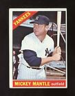 Comprehensive Guide to 1960s Mickey Mantle Cards 158