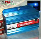 Jdm Blue Race Battery Voltage Stabilizer System For Honda Accord Civic Crx Blue
