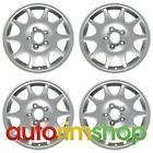 Saab 9 3 9 5 1999 2002 16 OEM Wheel Rim Set