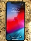 Apple iPhone X 64GB Silver T Mobile A1901 GSM Blacklisted