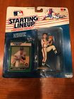 SEALED 1989 Starting Lineup Superstar David Cone - New York Mets