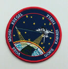NASA Space Shuttle Mission STS 99 Endeavor  Astronauts embroidered patch