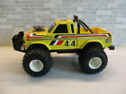 VINTAGE RADIO SHACK 1979 FORD TRUCK 4x4 OFF ROADER DASH YELLOW MONSTER TRUCK