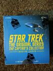 2018 Rittenhouse Star Trek The Original Series Captain's Collection Box (Sealed)