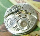 1917 Waltham AWW Co 12S OF 17 Jewels Nicer Grade Movt Dial Hands 4Parts