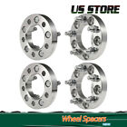 4Pcs 1 1 2 Studs Wheel Spacers 5x45 For 1965 2014 Ford Lincoln Mercury Jeep