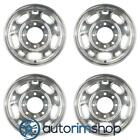 New 16 Replacement Wheels Rims for GMC Sierra Yukon 1999 2010 Set Polished
