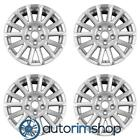 New 17 Replacement Wheels Rims for Cadillac CTS 2010 2011 2012 2013 Set Silver