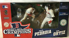 McFarlane Boston Red Sox 2013 World Series Dustin Pedroia & David Ortiz Figures