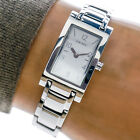DKNY Womans Watch NY3605 Solid Stainless Steel Silver Dial 50m Working