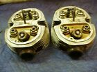BMW Motorcycle Airhead 1983 R100RS BIG valve heads plugged EPA type