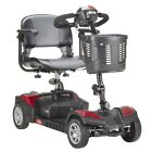 Drive Medical DST 4 Wheel Electric Power Mobility Travel Scooter Spitfire Scout