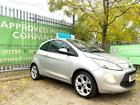 2011 11 FORD KA 12 TITANIUM 3D 69 BHP 1 OWNER WARRANTED MILEAGE