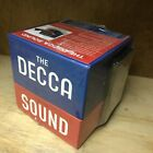 Decca Sound 50-CD Box set First Edition With Leather Cardholder