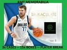 Kyrie Irving 2018 19 18 19 Panini Immaculate 3X CASE Player Break 15x BOX