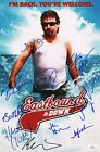 EASTBOUND & DOWN Cast(x10) Authentic Signed