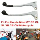 Clutch Brake Handle Lever Set For Honda CT/SL/XL70 CB/CL/SL/XL/XR100 CB/CL/CR125