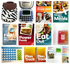 Lot of 12 Weight Watchers WW Points Plus Items Carrying Case Books Calculator +