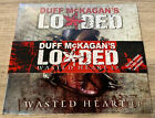 Duff McKagan's Loaded Wasted Heart EP CD - Limited Edition Only 7000!! Black CD!