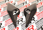 Ducati Monster S2R 800/1000 S4 S4R S4RS Air Ram Vent Panel Covers Carbon Fiber