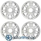 Hummer H3 2006 2009 16 Factory OEM Wheels Rims Set 9598240