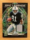 Tim Brown Football Cards, Rookie Cards and Autographed Memorabilia Guide 13