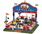 NEW LEMAX VILLAGE COLLECTION Crazy Cars #64488