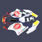 ABS Fairing Bodywork Set kit fit For yamaha tzr250 tzr 250 3ma white+yellow  88