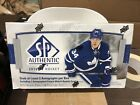 2016-17 Upper Deck SP Authentic Hockey Cards Hobby Box