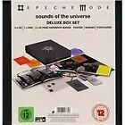 Depeche Mode - Sounds Of The Universe ; rare Deluxe 3-CD + DVD + Book Box Set NE