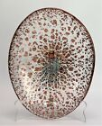 Murano Glass Bowl Barovier  Toso Signed
