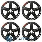 New 19 Replacement Wheels Rims for Chevrolet Equinox 2018 2019 Set Black