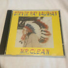 STEVIE RAY VAUGHAN MR. CLEAN  LIVE IN ATLANTA SILVER DISC SILVER RARITIES