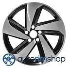 New 18 Replacement Rim for Volkswagen GTI 2018 2019 Wheel Machined with Black