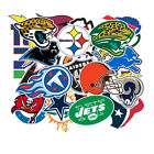 32 NFL Teams Logo Decal Vinyl Stickers for Truck Skateboard Luggage Laptop Party