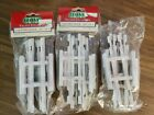 LEMAX 6pcs Country FENCE RETIRED CHRISTMAS VILLAGE COLLECTION NIP 74166