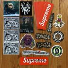 Supreme New York Sticker Lot Of 38 24 Red Box Logos