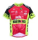 Giordana Mens Small Vintage 1999 Cycling Road Bike Jersey Short Sleeve Half Zip