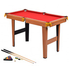 48 Mini Table Top Pool Table Game Billiard Portable Set