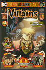Villains Giant Vol 1 1 Lee Weeks  Brad Anderson 1st Print Cover A
