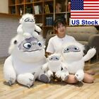 Movie Abominable Everest Monster Snowman Plush Toy Soft Stuffed Doll Kids Gift