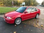 LARGER PHOTOS: Rover MG ZS 1.8