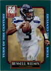 Russell Wilson Card in 2014 Bowman Baseball 13