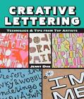 Creative Lettering Techniques  Tips from Top Artists Doh Jenny Good Book