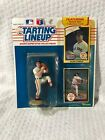 1990 MLB Baseball Starting Lineup Roger Clemens Boston Red Sox NM