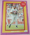 Kirby Puckett Cards, Rookie Card and Autographed Memorabilia Guide 41