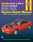 Repair Manual-EX Haynes 42025