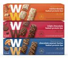 Weight Watchers Baked Protein Bar Three Pack Best By Aug 2020 and More