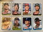 2019 Topps Gallery HERITAGE Inserts Baseball You Pick Complete Your Set TATIS +